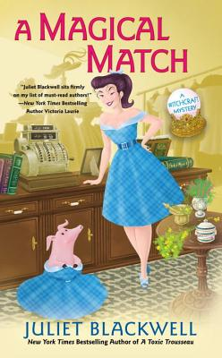 A Magical Match (Witchcraft Mystery #9) Cover Image