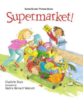 Supermarket! Cover