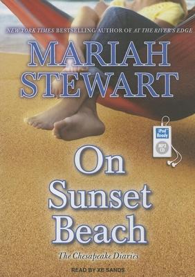 On Sunset Beach (Chesapeake Diaries #8) Cover Image