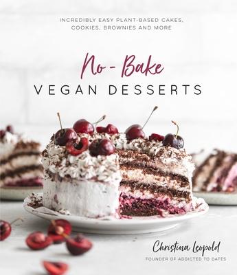 Cover for No-Bake Vegan Desserts