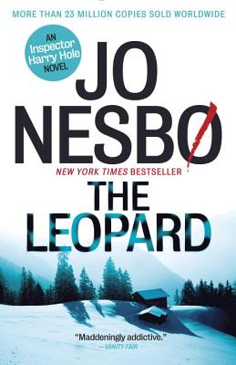 The Leopard: A Harry Hole Novel (8) (Harry Hole Series) Cover Image