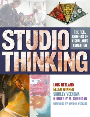 Studio Thinking Cover