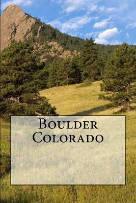 Boulder Colorado Cover Image