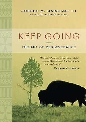 Keep Going: The Art of Perseverance Cover Image