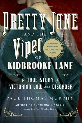 Cover for Pretty Jane and the Viper of Kidbrooke Lane