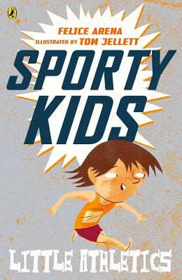 Little Athletics (Sporty Kids) Cover Image