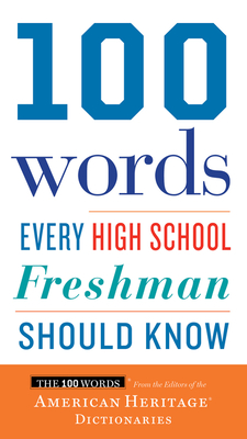 100 Words Every High School Freshman Should Know Cover Image