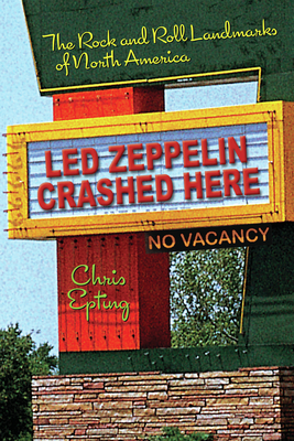 Cover for Led Zeppelin Crashed Here