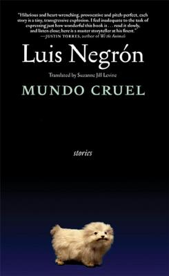 Mundo Cruel: Stories Cover Image