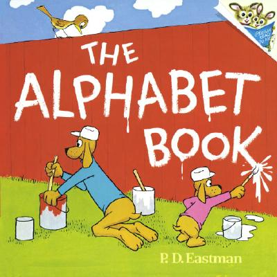 The Alphabet Book Cover Image