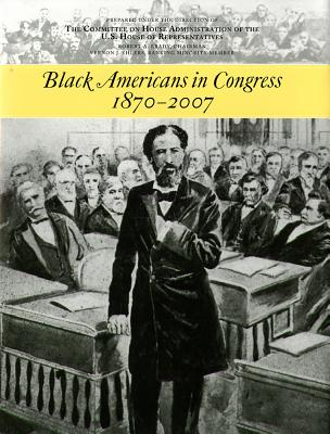 Black Americans in Congress, 1870-2007 Cover