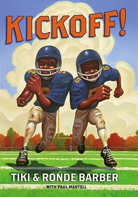 Cover for Kickoff! (Barber Game Time Books)