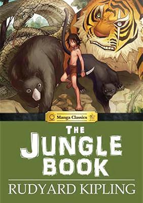 Manga Classics Jungle Book Cover Image