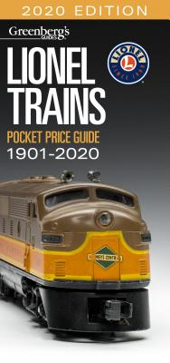Lionel Trains Pocket Price Guide 1901-2020: Greenberg's Guide Cover Image