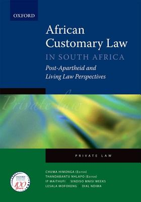 African Customary Law Cover Image