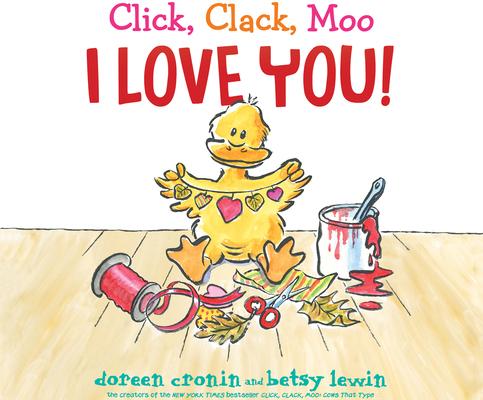 Click, Clack, Moo I Love You! Cover Image