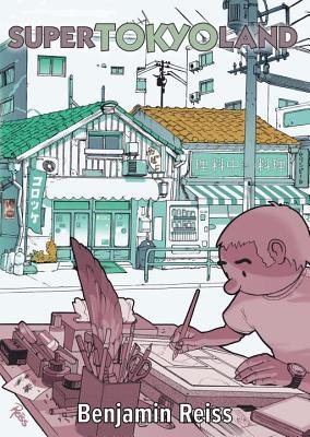 Super Tokyoland Cover Image