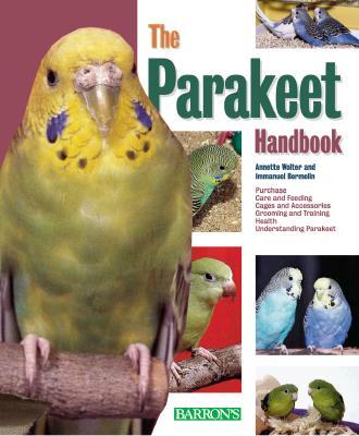 The Parakeet Handbook Cover Image