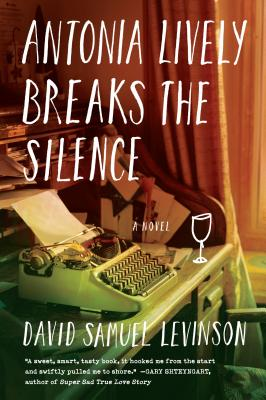 Antonia Lively Breaks the Silence Cover