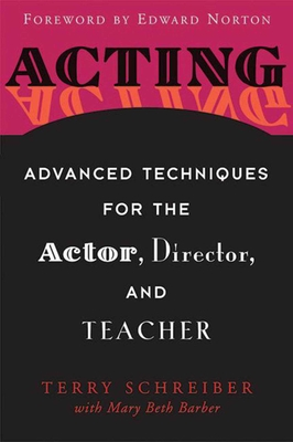 Acting: Advanced Techniques for the Actor, Director, and Teacher Cover Image