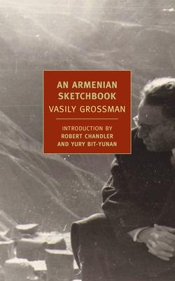 An Armenian Sketchbook Cover