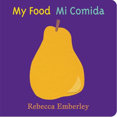 Cover for My Food/ Mi Comida