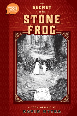 The Secret of the Stone Frog Cover