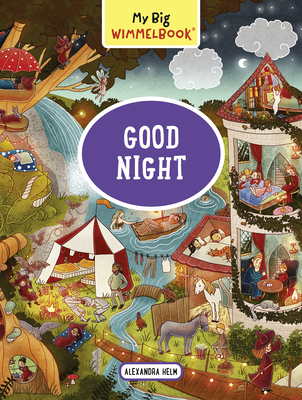 My Big Wimmelbook--Good Night Cover Image