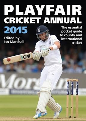 Playfair Cricket Annual 2015 Cover Image