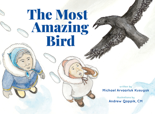 The Most Amazing Bird Cover Image