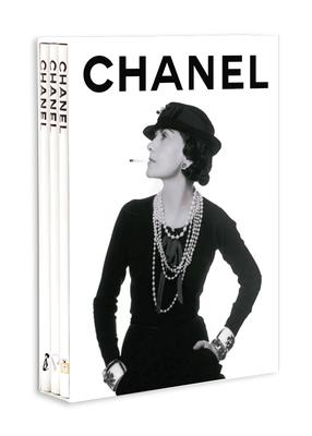 Chanel 3-Book Slipcase (Memoire) Cover Image