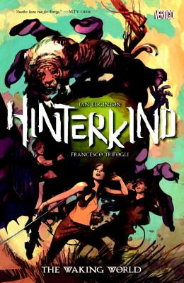 Hinterkind, Volume 1 Cover
