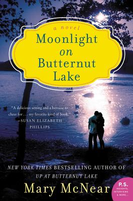 Moonlight on Butternut Lake Cover