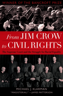 From Jim Crow to Civil Rights Cover