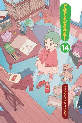 Yotsuba&!, Vol. 14 Cover Image