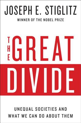 The Great Divide: Unequal Societies and What We Can Do about Them Cover Image