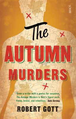 Cover for The Autumn Murders