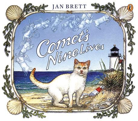 Comet's Nine Lives Cover Image