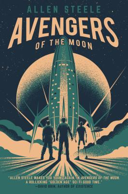 Avengers of the Moon Cover