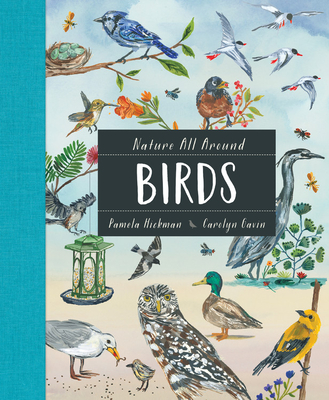 Nature All Around: Birds Cover Image