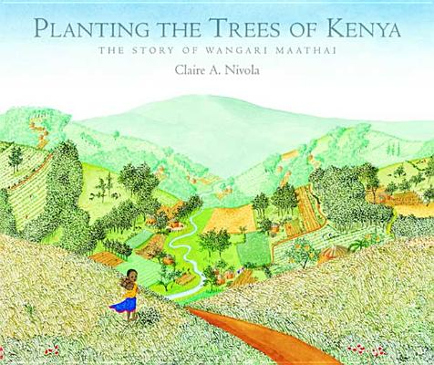 Planting the Trees of Kenya Cover