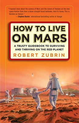 How to Live on Mars Cover