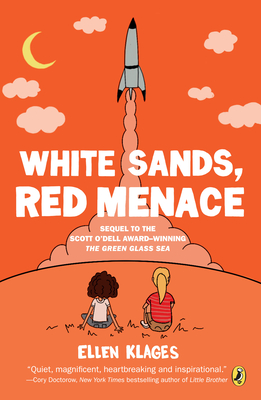 White Sands, Red Menace (The Gordon Family Saga #2) Cover Image