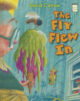 The Fly Flew in Cover