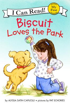Biscuit Loves the Park (My First I Can Read) Cover Image