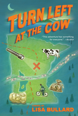 Turn Left at the Cow Cover