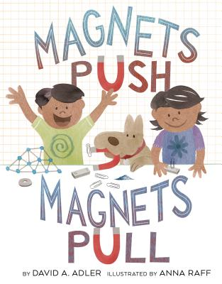 Cover for Magnets Push, Magnets Pull