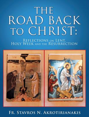 The Road Back to Christ Cover Image