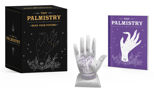 Tiny Palmistry: Read Your Future! (RP Minis) Cover Image