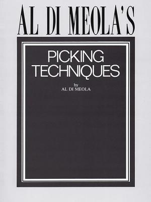 Al Di Meola's Picking Techniques Cover Image